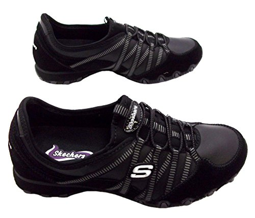 Skechers Dream Come True - Zapatillas de tela para mujer negro negro