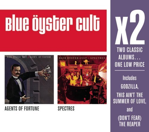 Blue Öyster Cult - X2: Agents Of Fortune/spectres By Sony Legacy (2008-07-22) - Zortam Music