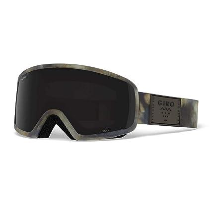 998e7997653 Amazon.com   Giro Scan Snow Goggles Afterbang - Ultra Black   Sports ...