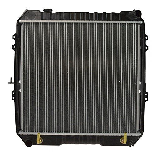 Radiator Assembly Aluminum Core Direct Fit for Toyota 4Runner Pickup Truck