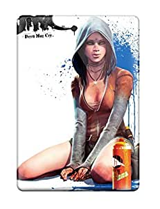 XcpIReD6083XhUtl Ortiz Bland Devil May Cry Anime Durable Ipad Air Tpu Flexible Soft Case