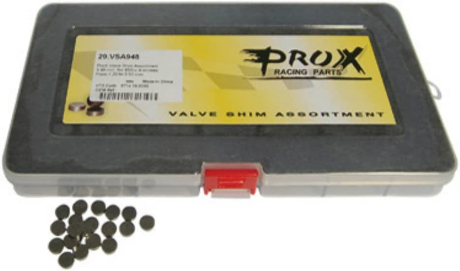 Pro X Valve Shim Kit 8.90mm OD 1.72-2.60mm for KTM 450 XC-F 2013-2018