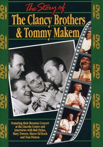 DVD : The Clancy Brothers - The Story Of The Clancy Brothers (DVD)