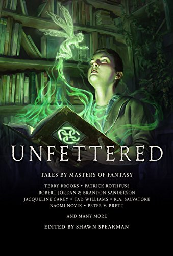 Book cover from Unfetteredby Terry Brooks