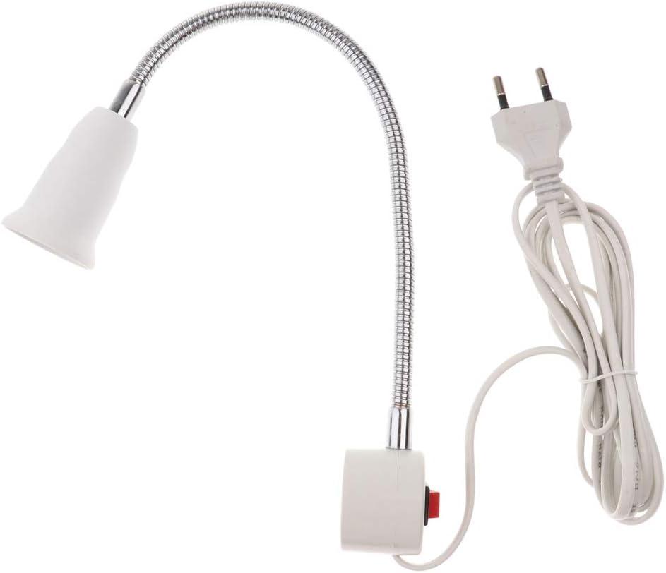 Sharplace Soporte de Lámpara Máquina Coser Accesoriso de Iluminación Fácil de Usar Cómodo