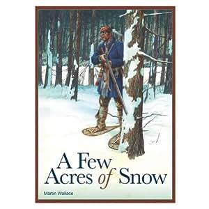 """Asmodee TRF03 - Juego de estrategia """"A Few Acres of Snow"""""""