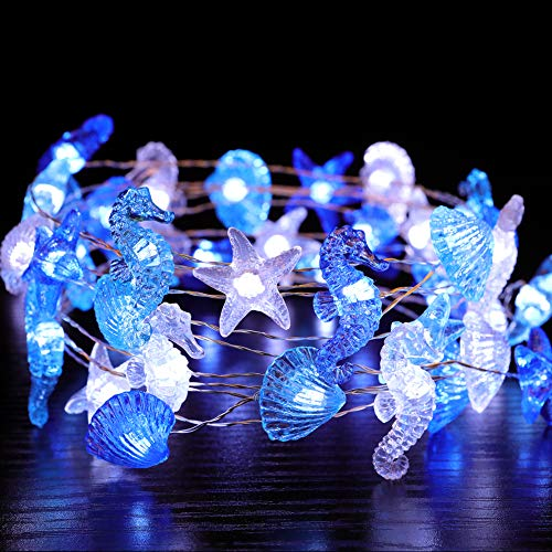 Outdoor Beach String Lights in US - 2