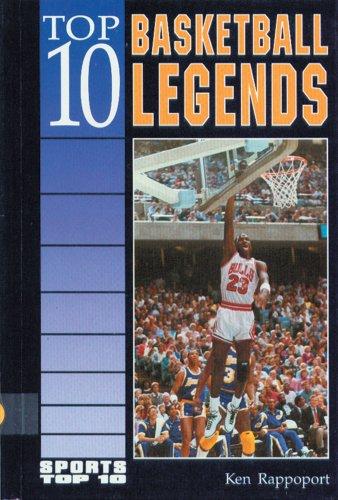 Top 10 Basketball Legends (Sports Top 10)