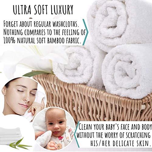 Organic Baby Washcloths