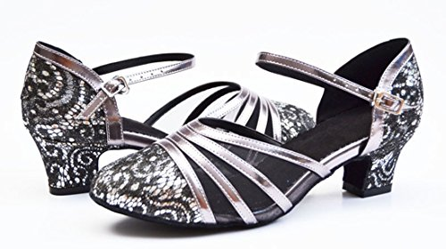 Grey 5cm Moderno Joymod e Heel Jazz Donna MGM Style4 6BAqYxqw