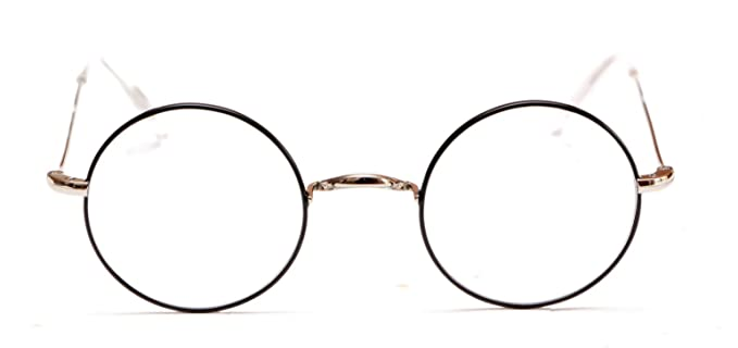 Image Unavailable. Image not available for. Color  HARRY POTTER Style Round  Frame Eyeglasses ... 29fc1cbb1