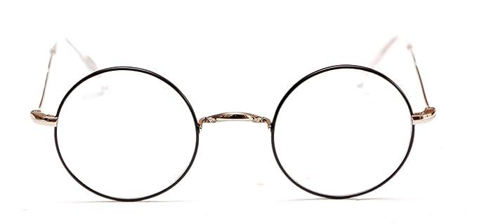 9739376c56 Amazon.com  HARRY POTTER Style Round Frame Eyeglasses by Magnoli ...