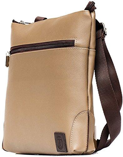 al hombre hombro marrón Bolso para marrón Trussardi W6wZnq050