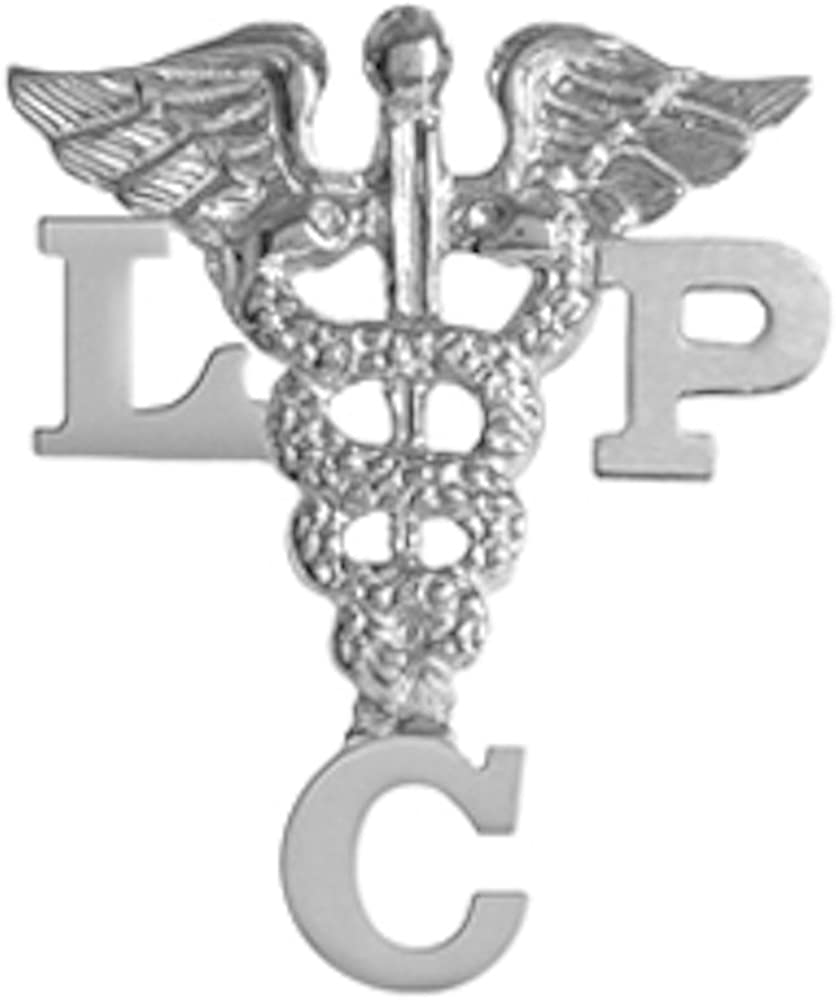 Doctor of Nursing Practice DNP Graduation Nursing Pin in Silver NursingPin