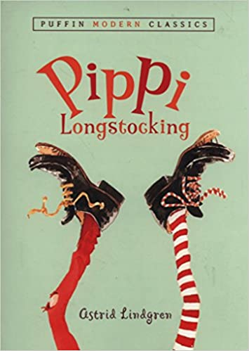 Pippi Longstocking is a favorite around here! | Gypsy Magpie