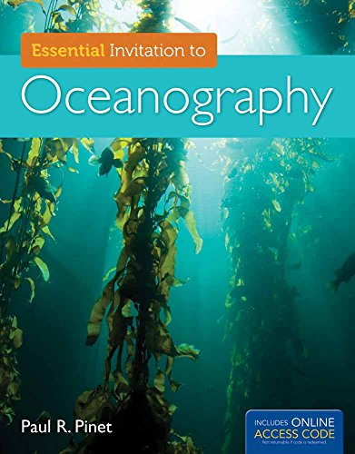 Essential Invitation to Oceanography (Jones & Bartlett Learning Titles in Physical Science)