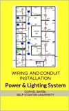 Book Cover for ELECTRICIAN'S BOOK - WIRING & CONDUIT INSTALLATION