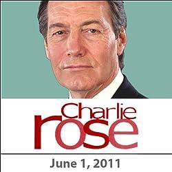 Charlie Rose: Pir Zubair Shah, Hassan Abbas, Shuja Nawaz, Ellen Barkin, and Joe Mantello, June 1, 2011