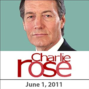 Charlie Rose: Pir Zubair Shah, Hassan Abbas, Shuja Nawaz, Ellen Barkin, and Joe Mantello, June 1, 2011 Radio/TV Program