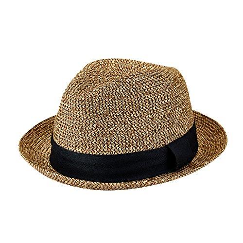 san-diego-hat-company-mens-ultrabraid-fedora-hat-mix-black-os