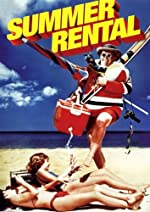 Filmcover Summer Rental - Ein total verrückter Urlaub