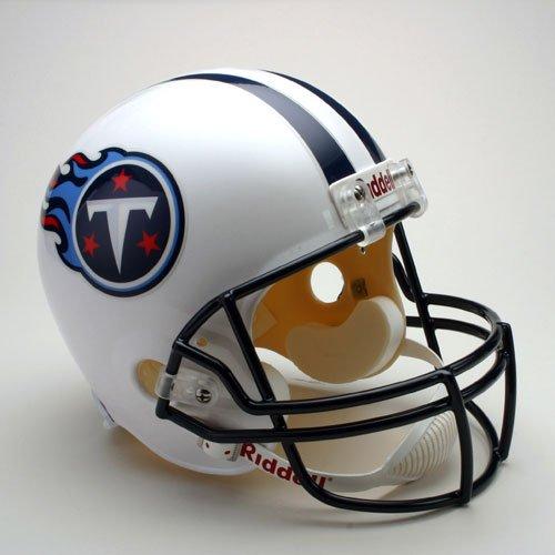 Riddell Deluxe NFL Replica Football Helmet - Tennessee Titans by Riddell