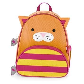 Skip Hop Zoo Packs niño pequeño Mochilas, color del gato: Gato: Amazon.es: Bebé