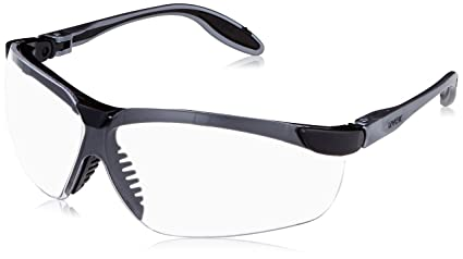 1ef1d72b20 Image Unavailable. Image not available for. Color  Uvex S3700D Genesis Slim Safety  Eyewear