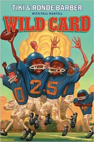 Kostenlose elektronische PDF-Bücher zum Download Wild Card (Barber Game Time Books) by Tiki Barber DJVU