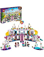 LEGO Friends Heartlake City Shopping Mall 41450 Building Kit; Includes LEGO Friends Mini-Dolls to Spark Imaginative Play; Portable Elements Make This a Great Friendship Toy, New 2021 (1,032 Pieces)