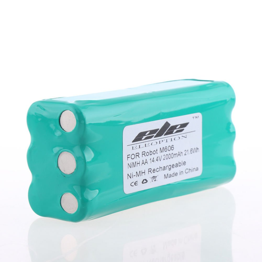 ELEOPTION 2000 mAh 14,4 V batería de Repuesto para aspiradora ...
