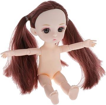 Mädchen nackt haare