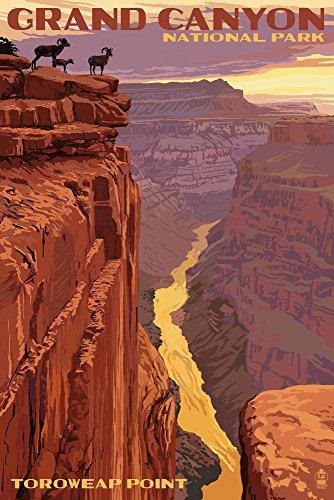 Grand Canyon National Park - Toroweap Point