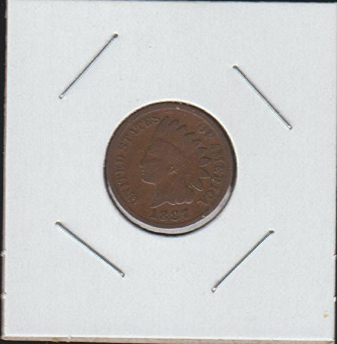 1887 Indian Head (1859-1909) Penny Very Good