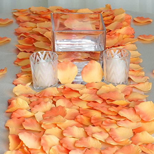 BalsaCircle-4000-Silk-Rose-Artificial-Petals-Supplies-SALE-Wedding-Decorations