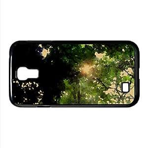 FC Watercolor style Cover Samsung Galaxy S4 I9500 Case (Forests Watercolor style Cover Samsung Galaxy S4 I9500 Case)