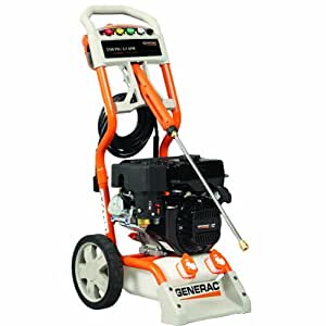 Generac 6024 3,100 PSI 2.7 GPM Gas Pressure Washer (Discontinued by Manufacturer)