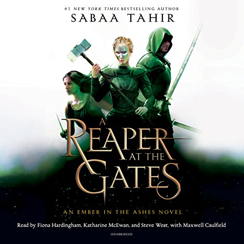 A Reaper at the Gates: An Ember in the Ashes, Book 3 cover