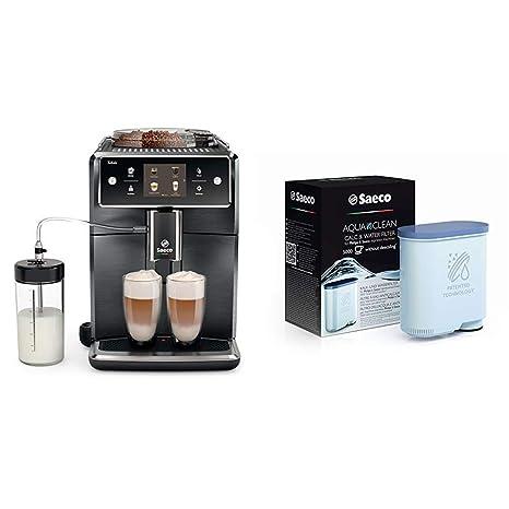 Amazon.com: Saeco Xelsis - Máquina de espresso automática ...