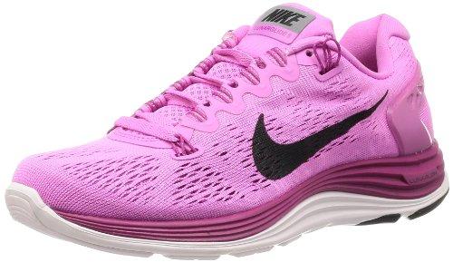 Femmes Rose Course 5 De Lunarglide Nike qawnxpxSC