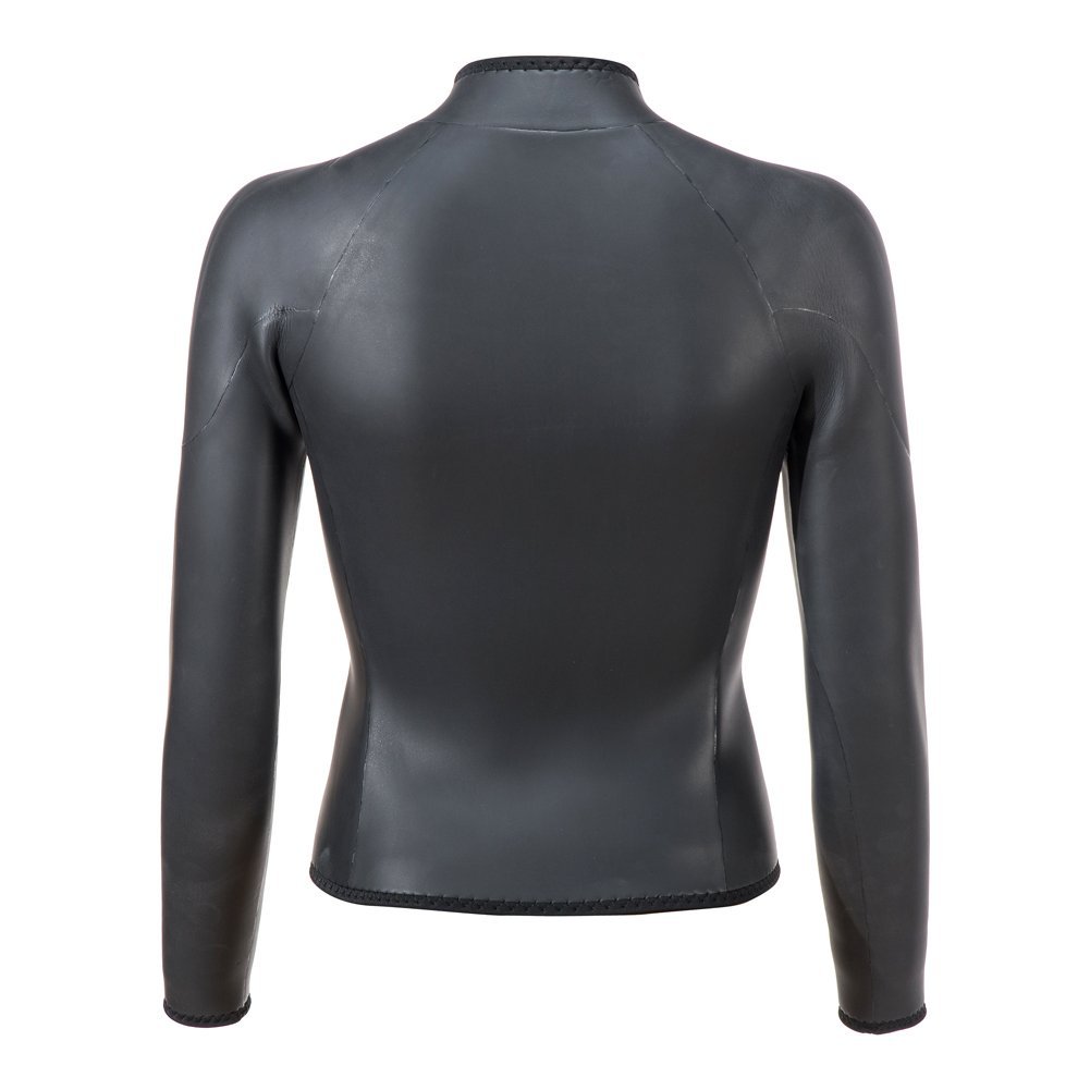 8505f782d9c Amazon.com  divecica Women s 5mm Smooth Skin Jacket Long Sleeve for Diving  Swimming Shirts  Sports   Outdoors