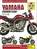 H4287 Haynes Yamaha FZS1000 FZ-1 Repair Manual 2001-2005 Repair Manual