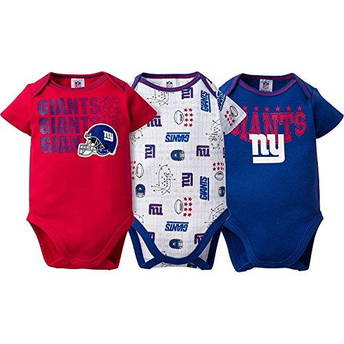 new york giants baby onesie - 9