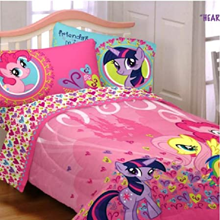 My Little Pony Bed Sheets Amazon