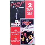 1991 Stanley Cup Playoffs and 1992 Stanley Cup - 2 Tape Set VHS