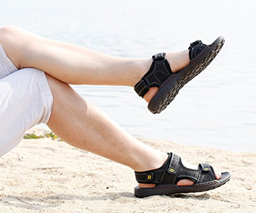 Uomo 40 Flip Flop Nero Femaroly Nero wOEZqgg