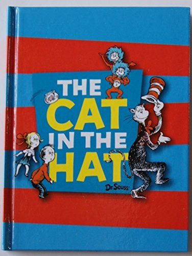 Cat in the Hat Mini Book by Dr. Seuss