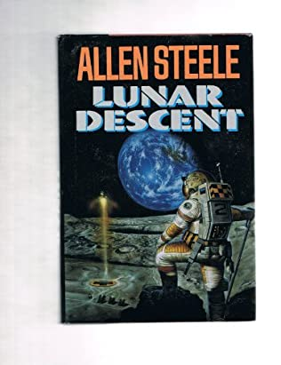 book cover of Lunar Descent