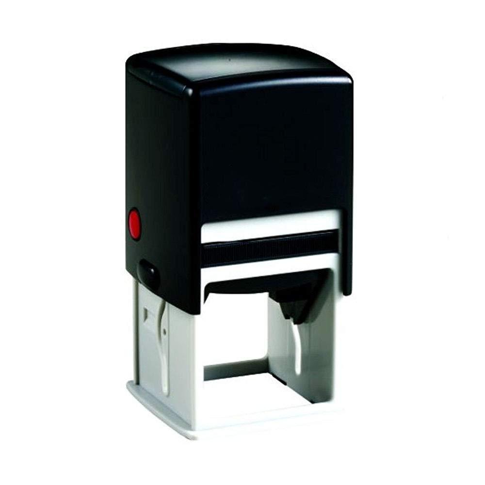Cachet de la société rond avec nom de la société, de 38 mm de diamètre Tampon Auto-encreur de 38 mm de diamètre Tampon Auto-encreur CCS ltd Round self inking rubber stamp