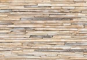 "Komar 8–920(368x 254cm ""Blanco de imitación madera papel pintado de color blanco/blanco (8unidades)"
